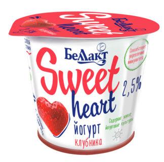 Йогурты Sweet Heart